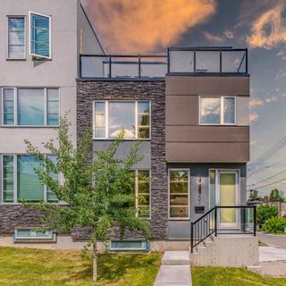 Main Photo: 1732 25 Avenue SW in Calgary: Bankview Row/Townhouse for sale : MLS®# A1126826
