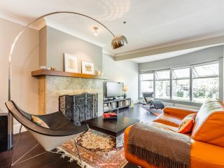 """Photo 4: 203 668 W 16TH Avenue in Vancouver: Cambie Condo for sale in """"The Mansions"""" (Vancouver West)  : MLS®# R2606926"""
