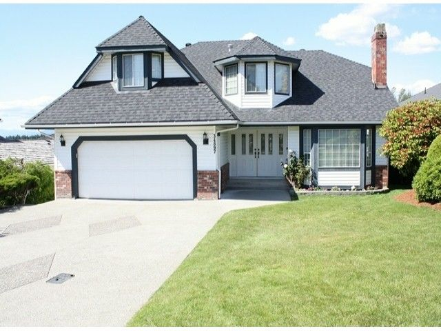 Main Photo: 34897 OAKHILL Drive in Abbotsford: Abbotsford East House for sale : MLS®# F1414626