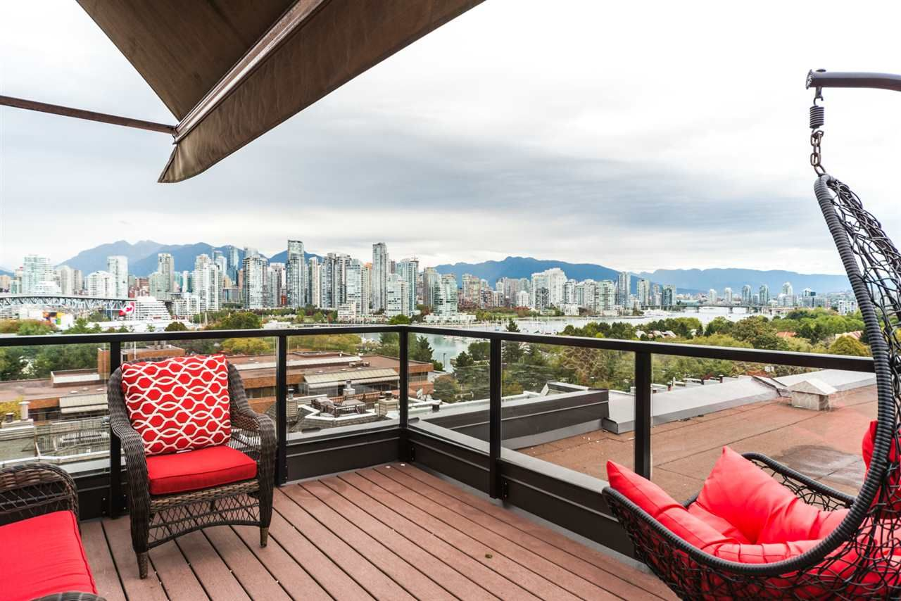 Main Photo: 303 1299 7TH AVENUE in Vancouver: Fairview VW Condo for sale (Vancouver West)  : MLS®# R2002127