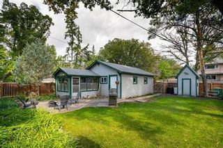 Photo 31: 136 Buxton Road in Winnipeg: House for sale : MLS®# 202122624