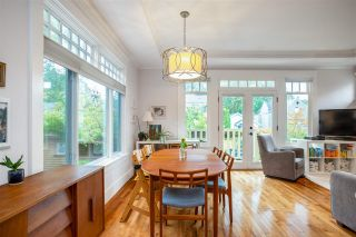 Photo 5: 3536 W 5TH Avenue in Vancouver: Kitsilano Townhouse for sale (Vancouver West)  : MLS®# R2409542