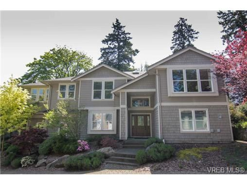 Main Photo: 124 Gibraltar Bay Dr in VICTORIA: VR View Royal House for sale (View Royal)  : MLS®# 678078