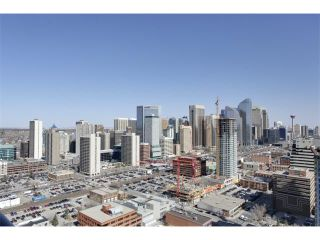 Photo 26: 2805 1111 10 Street SW in Calgary: Connaught Condo for sale : MLS®# C4004682