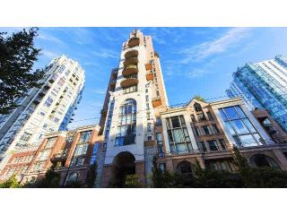 Photo 1:  in Vancouver: Yaletown Condo for rent ()  : MLS®# AR012