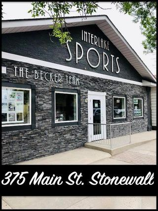 Photo 1: 375 MAIN Street: Stonewall Industrial / Commercial / Investment for sale (R12)  : MLS®# 202005590