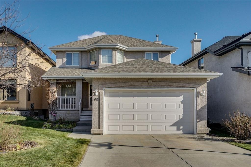 Main Photo: 69 EDGERIDGE GR NW in Calgary: Edgemont House for sale : MLS®# C4279014