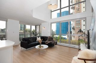 "Photo 2: 601 1238 RICHARDS Street in Vancouver: Yaletown Condo for sale in ""Metropolis"" (Vancouver West)  : MLS®# R2575548"