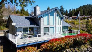 Photo 3: 4695 HOTEL LAKE Road in Garden Bay: Pender Harbour Egmont House for sale (Sunshine Coast)  : MLS®# R2567091