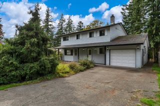 Photo 1: 1396 Stag Rd in : CR Willow Point House for sale (Campbell River)  : MLS®# 887636