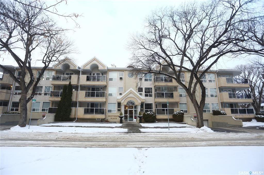 Main Photo: 203 1012 Lansdowne Avenue in Saskatoon: Nutana Residential for sale : MLS®# SK793757