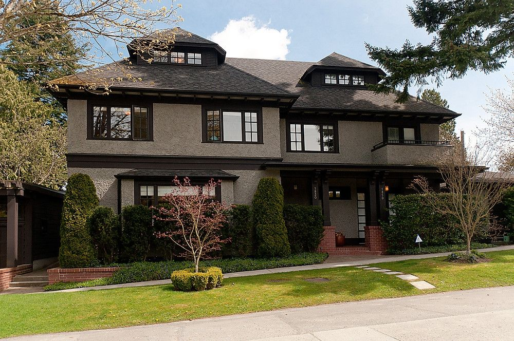 Main Photo: 1830 BLANCA Street in Vancouver: Point Grey 1/2 Duplex for sale (Vancouver West)  : MLS®# V900074