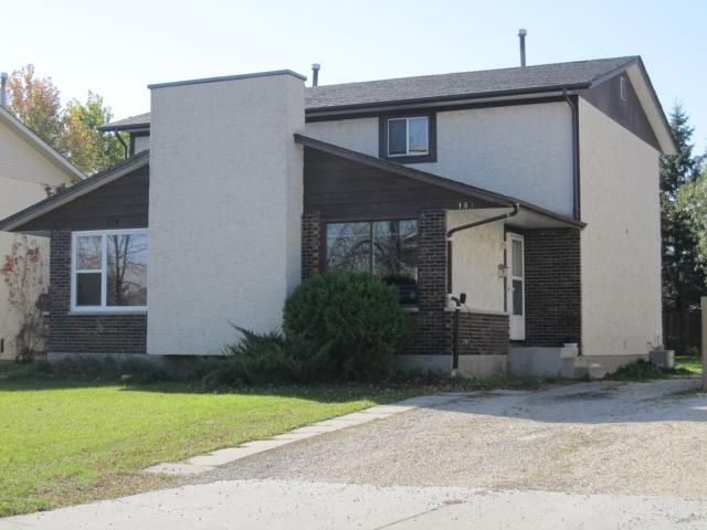 FEATURED LISTING: 181 CHARTER Drive WINNIPEG
