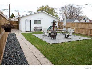 Photo 17: 434 De La Morenie Street in Winnipeg: St Boniface Residential for sale (2A)  : MLS®# 1626732