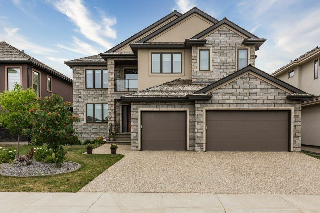 Main Photo: 3654 WESTCLIFF Way in Edmonton: Zone 56 House for sale : MLS®# E4258371