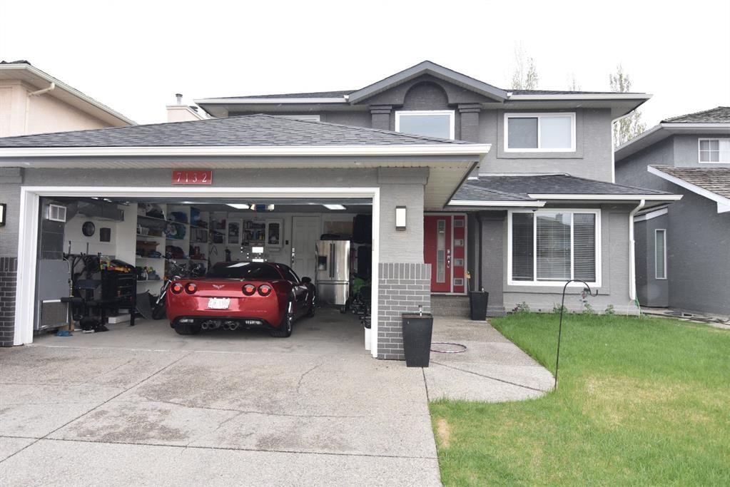 Main Photo: 7132 California Boulevard NE in Calgary: Monterey Park Detached for sale : MLS®# A1112261