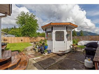 Photo 26: 35281 RIVERSIDE Road in Mission: Durieu Manufactured Home for sale : MLS®# R2582946
