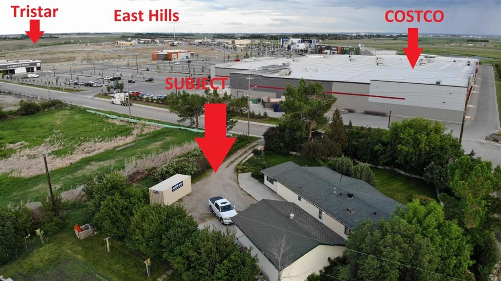 Main Photo: 8080R 9 Avenue SE in Calgary: Belvedere Land for sale : MLS®# A1046074