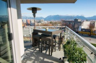 Photo 17: 409 298 E 11TH AVENUE in Vancouver: Mount Pleasant VE Condo for sale (Vancouver East)  : MLS®# R2053656