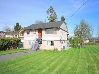 Main Photo: 12471 BARNES DR in Richmond: East Cambie House for sale : MLS®# V1057975