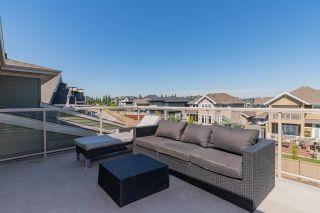 Photo 23: 7212 MAY Road in Edmonton: Zone 14 House Half Duplex for sale : MLS®# E4223733
