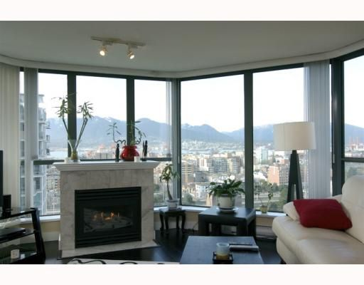 """Main Photo: 1904 1088 QUEBEC Street in Vancouver: Mount Pleasant VE Condo for sale in """"THE VICEROY"""" (Vancouver East)  : MLS®# V754003"""