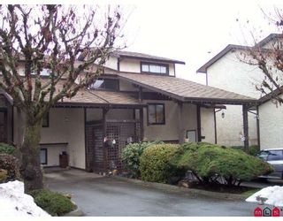 """Photo 2: 16 33361 WREN Crescent in Abbotsford: Central Abbotsford Townhouse for sale in """"SHERWOOD HILLS"""" : MLS®# F2900637"""