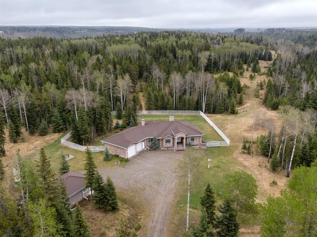 Main Photo: 282140 Rge Rd 53 in Rural Rocky View County: Rural Rocky View MD Detached for sale : MLS®# A1111214