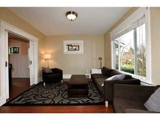 Photo 2: 116 20TH Ave W in Vancouver West: Cambie Home for sale ()  : MLS®# V943731