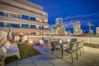 Photo 2: 805 1160 BURRARD Street in Vancouver: Downtown VW Condo for sale (Vancouver West)  : MLS®# R2409538