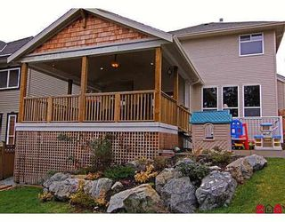 """Photo 8: 6814 198B Street in Langley: Willoughby Heights House for sale in """"ROUTELY WYND"""""""