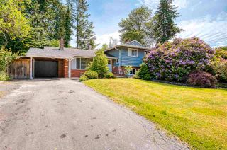 Photo 1: 4486 LIONS Avenue in North Vancouver: Canyon Heights NV House for sale : MLS®# R2591292