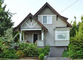 Photo 1: 1225 Queens Ave in : Vi Fernwood House for sale (Victoria)  : MLS®# 707576