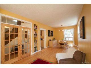 Photo 3: 139 Arlington Street in WINNIPEG: West End / Wolseley Residential for sale (West Winnipeg)  : MLS®# 1418074