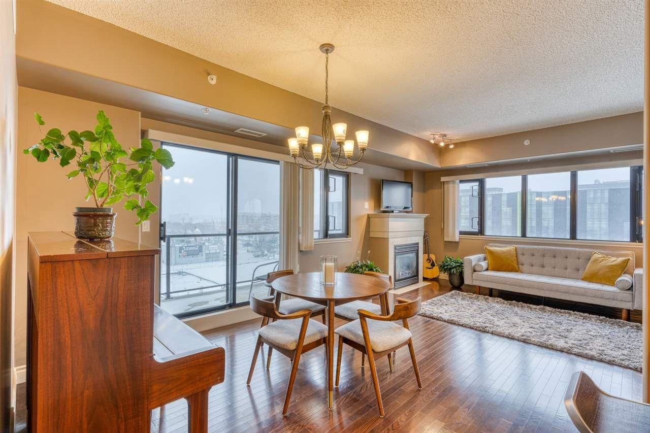 Main Photo: #508 10319 111 ST NW in Edmonton: Zone 12 Condo for sale : MLS®# E4223639