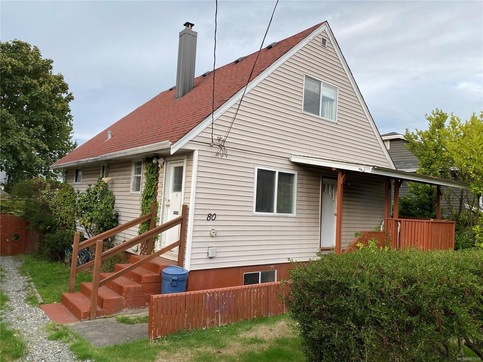 Main Photo: 80 Barlow Rd in Campbell River: CR Willow Point House for sale : MLS®# 887916