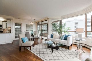"""Photo 4: 404 15111 RUSSELL Avenue: White Rock Condo for sale in """"PACIFIC TERRACE"""" (South Surrey White Rock)  : MLS®# R2206549"""