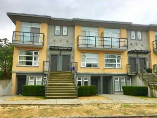 Photo 1: 207 5568 KINGS Road in Vancouver: University VW Townhouse for sale (Vancouver West)  : MLS®# R2206780
