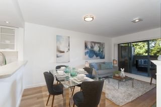 "Photo 3: 212 2665 W BROADWAY in Vancouver: Kitsilano Condo for sale in ""THE MAGUIRE BUILDING"" (Vancouver West)  : MLS®# R2209718"