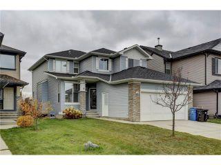 Photo 1: 43 BRIGHTONSTONE Grove SE in Calgary: New Brighton House for sale : MLS®# C4085071
