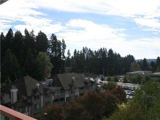 Photo 4: 801 1148 HEFFLEY Crescent in Coquitlam: North Coquitlam Condo for sale : MLS®# V1029901