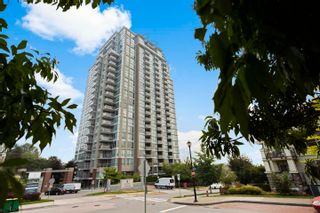"""Main Photo: 2301 271 FRANCIS Way in New Westminster: Fraserview NW Condo for sale in """"PARKSIDE"""" : MLS®# R2627508"""