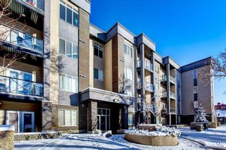 Photo 24: 408 910 18 Avenue SW in Calgary: Lower Mount Royal Apartment for sale : MLS®# A1039437