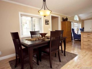 Photo 4: 116 BAYNES DRIVE in FANNY BAY: CV Union Bay/Fanny Bay Manufactured Home for sale (Comox Valley)  : MLS®# 702330