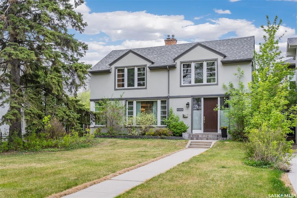 Main Photo: 1112 Spadina Crescent East in Saskatoon: City Park Residential for sale : MLS®# SK856203