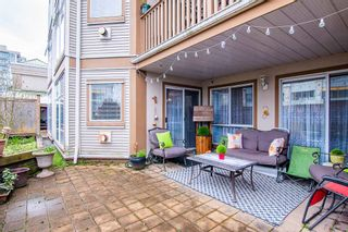 """Photo 20: 108 19131 FORD Road in Pitt Meadows: Central Meadows Condo for sale in """"Woodford Manor"""" : MLS®# R2452935"""