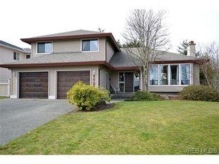 Photo 1: 4434 Greentree Terr in VICTORIA: SE Gordon Head House for sale (Saanich East)  : MLS®# 604436