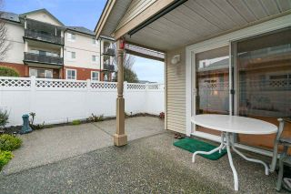 """Photo 25: 101 8485 YOUNG Road in Chilliwack: Chilliwack W Young-Well 1/2 Duplex for sale in """"HAZELWOOD GROVE"""" : MLS®# R2523942"""