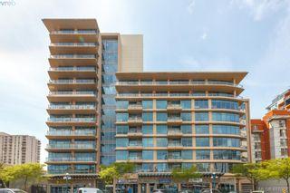 Photo 1: 702 845 Yates St in VICTORIA: Vi Downtown Condo for sale (Victoria)  : MLS®# 827309