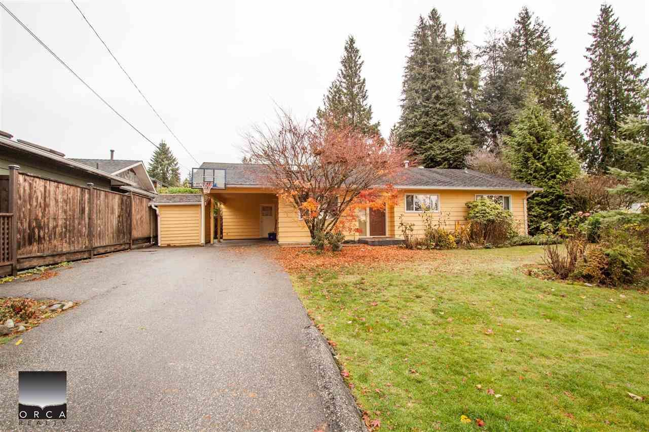 Main Photo: 3480 GREENTREE Lane in North Vancouver: Edgemont House for sale : MLS®# R2553011